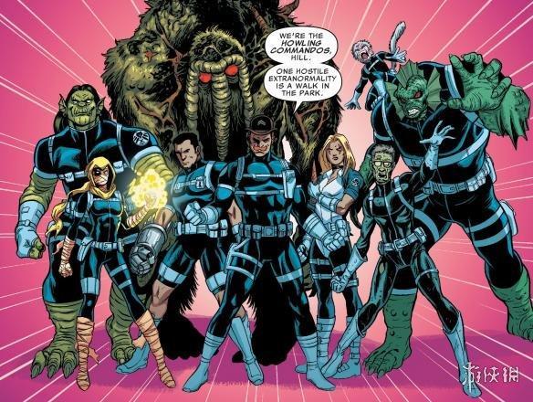 除了復聯你還知道幾個?漫威中的超級英雄團隊盤點 - 每日頭條
