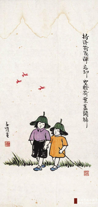 豐子愷丨中國現代漫畫的開端 - 每日頭條
