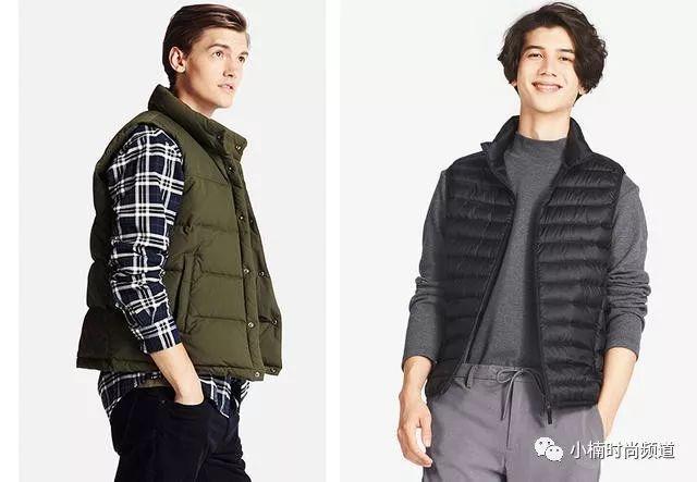 超有型的「羽絨背心」外穿,小巧好收納,內搭造型指南,居家穿著可保暖,換季保暖輕鬆穿