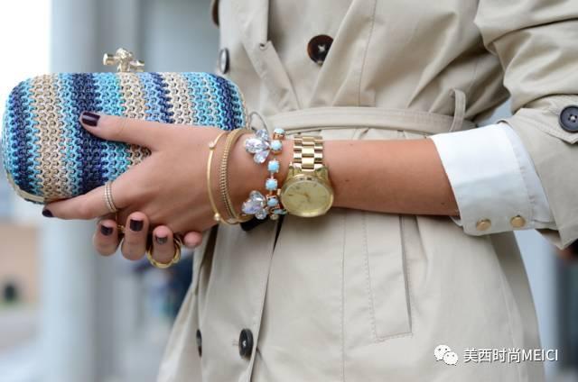 手錶和手鐲戒指搭的好 才能拍出被推薦的照片 - 每日頭條
