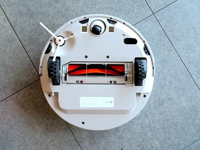小瓦掃地機器人規劃版評測 路徑規劃+掃拖一體 - 每日頭條