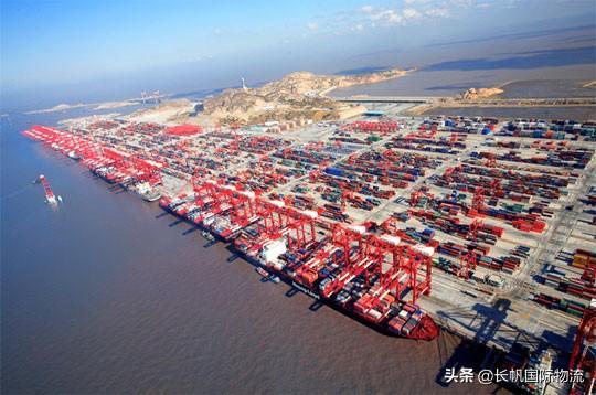 2019年全球100大貨櫃港口排名出爐 前十中國占六席 - 每日頭條