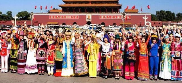 一百年前百名外國人逃難到中國。如今成我國一民族。說中國是祖國 - 每日頭條