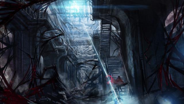 《甲鐵城的卡巴內瑞》無名再度歸來。這次不僅是遊戲 - 每日頭條