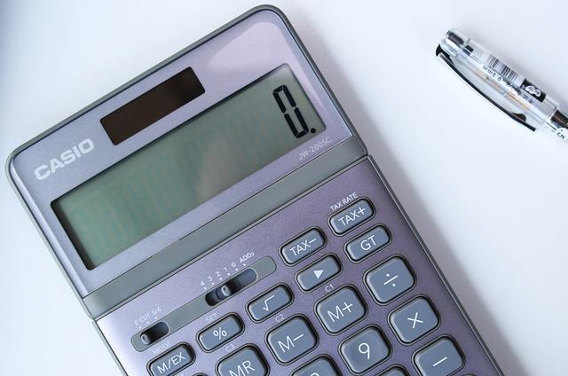 卡西歐算術型計算器評測,它會是你辦公的得力助手! - 每日頭條