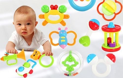 寶寶在1歲前適合玩什麼玩具?美國兒科學會這樣推薦 - 每日頭條