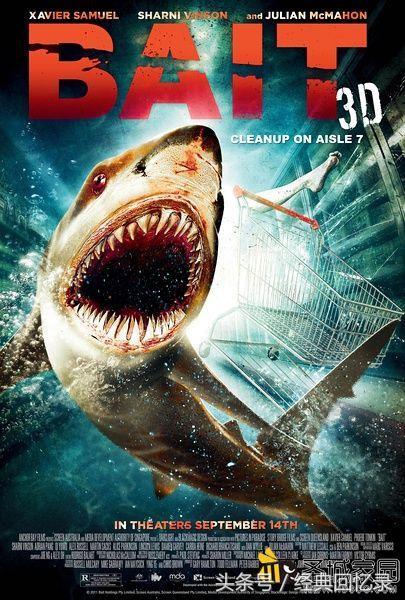 深海霸主大鯊魚系列電影推薦 - 每日頭條