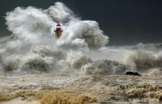 航海科普解惑:你知道海洋中。涌、浪、潮的區別嗎? - 每日頭條