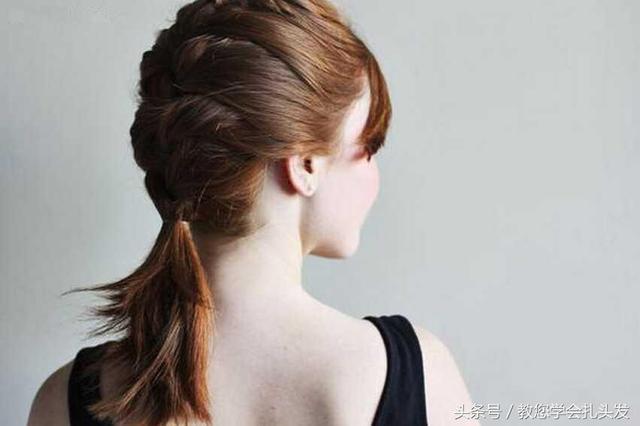 中短髮怎麼扎最好看最簡單呢? - 每日頭條