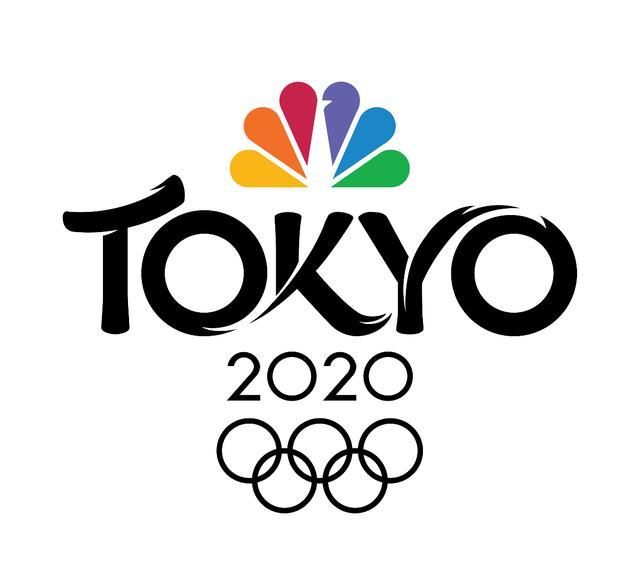 NBC發布2020東京奧運專屬LOGO - 每日頭條