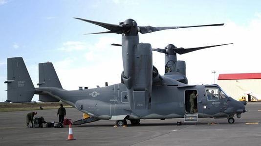 世界上最快的直升機,V-22魚鷹直升機,清晰猛圖與你分享 - 每日頭條