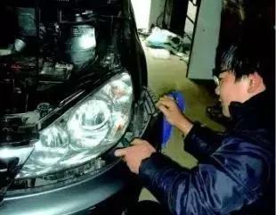 火丁360調出好光型,一招調整汽車大燈高低和左右水平線,瞬間讓安全更完美! - 每日頭條