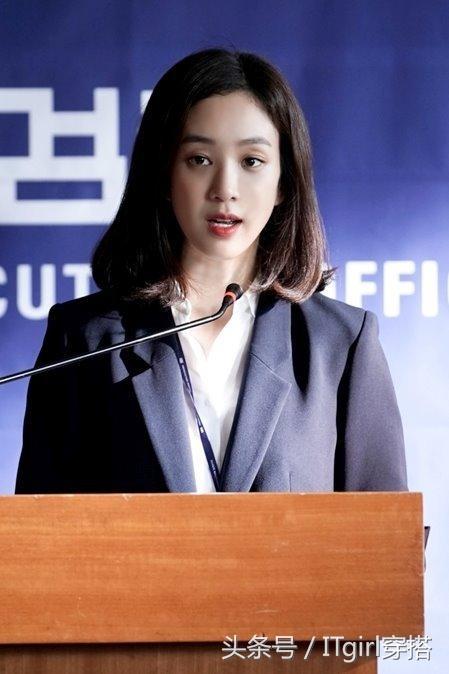 揭秘《魔女的法庭》這部劇情,演技,顏值,口紅,穿搭滿分的韓劇 - 每日頭條