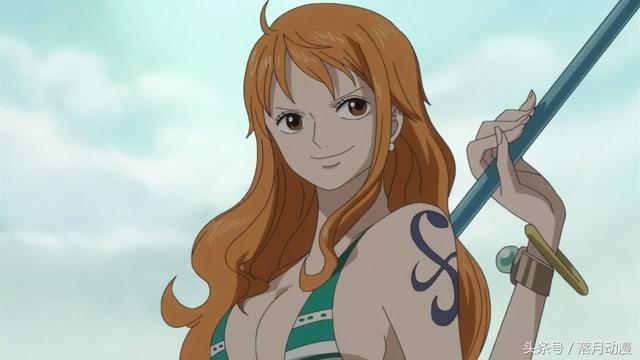 《海賊王》不止娜美,漢庫克也喜歡胸部藏東西啊! - 每日頭條