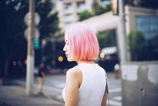 染毛一時爽。染完火葬場 | 染粉紅色頭髮是一種怎樣的體驗? - 每日頭條