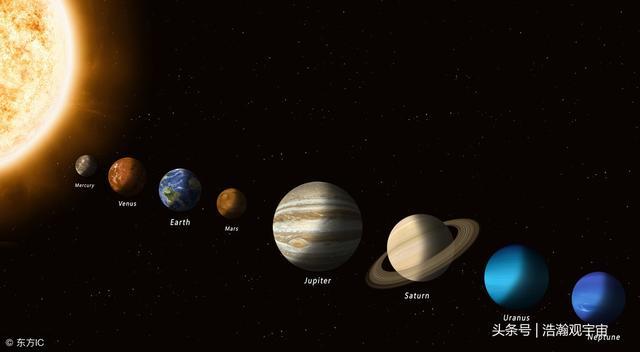 太陽引力那麼大,地球為什麼不會被吞噬? - 每日頭條