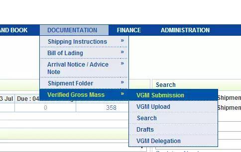 乾貨 | 各大船公司VGM提交流程 - 每日頭條