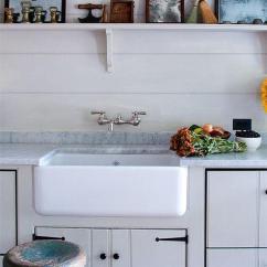 Kitchen Sink Materials Rubbermaid Trash Cans 厨房的水槽用什么材料的好 陶瓷的还是不锈钢的好 陶瓷水槽让厨房颜值更 陶瓷水槽让厨房颜值更高