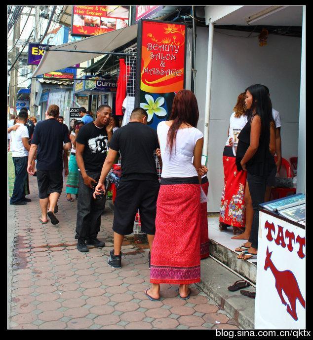 揭秘泰國租妻文化 老外親睞「黑珍珠」 - 每日頭條