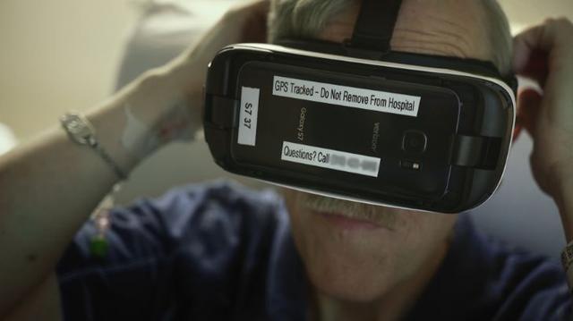 醫院開始用VR緩解病人疼痛。嗎啡看來要下崗了 - 每日頭條