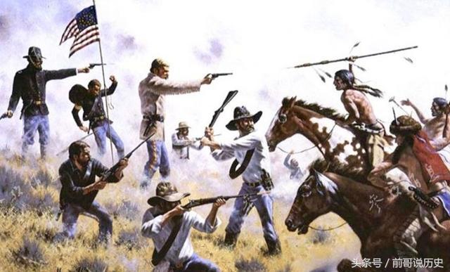 五分鐘看美國(一):美國人到底屠殺了多少印第安人? - 每日頭條
