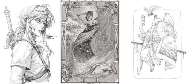 最適合零基礎的畫線稿繪畫教程,教你快速畫出好看的線稿 - 每日頭條