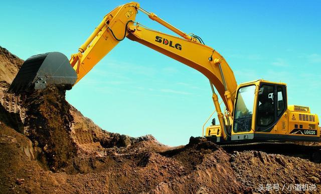 神奇挖掘機到底哪家強? - 每日頭條