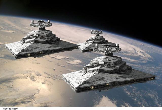 《星戰》殲星艦大全:從「勝利」級殲星艦羅列至「復活」級 - 每日頭條