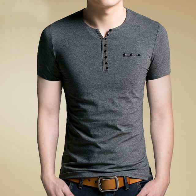 男士亨利衫。讓男士更性感帥氣的秘密 - 每日頭條