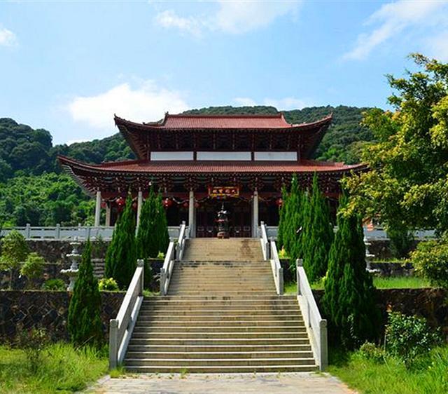 南少林寺(福清) - 每日頭條