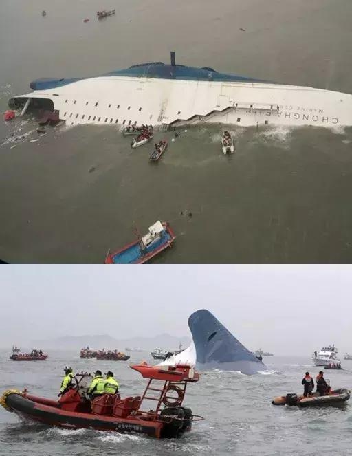 韓國「世越號」沉船事件——真相紀錄片《那天,大海》 - 每日頭條
