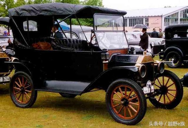 每日一車:福特T型車(Ford Model T) - 每日頭條