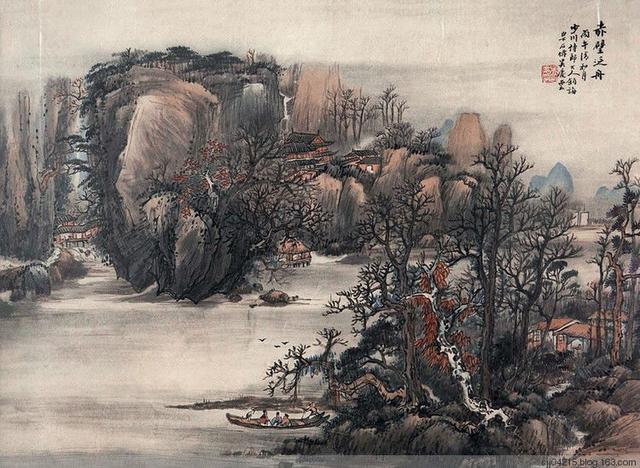 吳石仙繪畫作品選 - 每日頭條