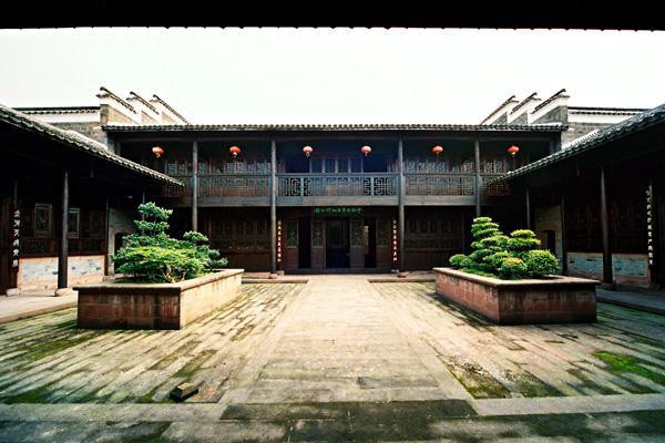 「中國府第文化博物館」汪山土庫 - 每日頭條