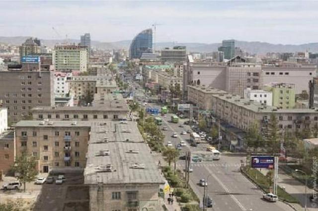 實拍蒙古首都烏蘭巴托,這樣的城市落後中國多少年? - 每日頭條