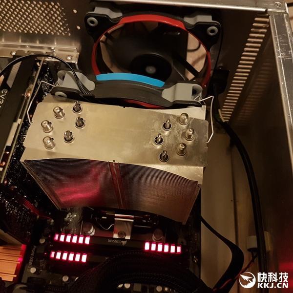 悲劇重演!i7 7700K溫度過高原因:Intel散熱減料 - 每日頭條