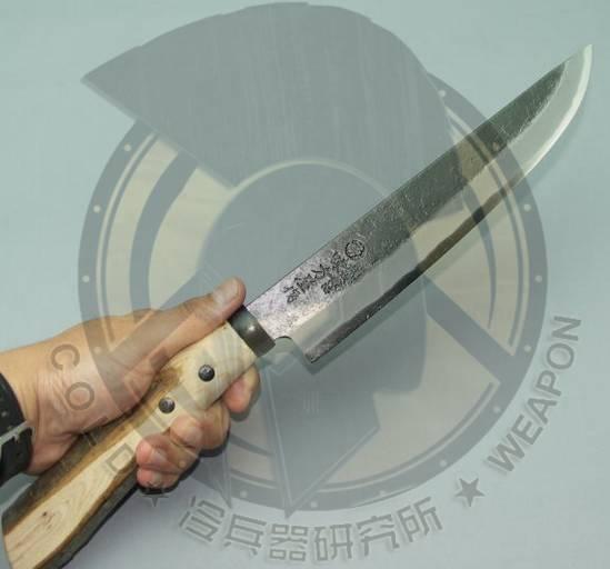 正面對抗熊的武器:日本獵人的又鬼山刀 - 每日頭條