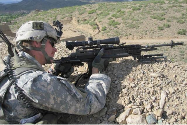 真實記錄華人士兵在美國當兵的日子 為美國作戰圖什麼? - 每日頭條