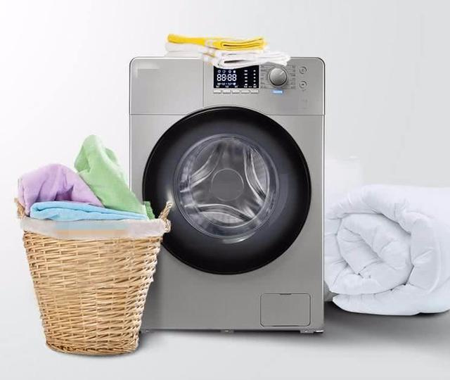 洗衣機是買變頻還是定頻的好?算完這筆帳,不用猶豫,回去就換! - 每日頭條
