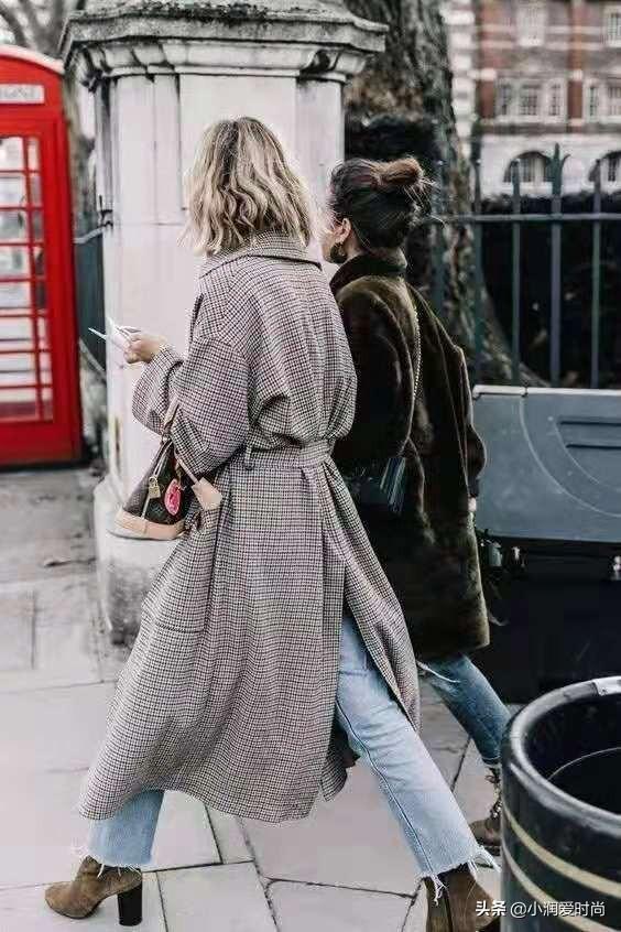 秋天必備的風衣怎樣挑選才經典好看有質感?這10個方法人人能用上 - 每日頭條
