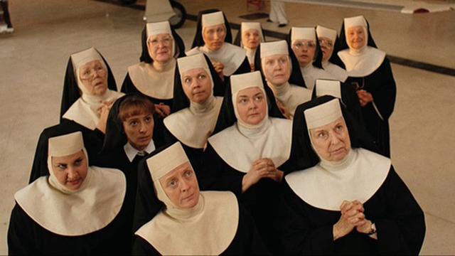 視頻|同名電影改編:25年後百老匯音樂劇《修女也瘋狂》帶你「飛越修道院」 - 每日頭條