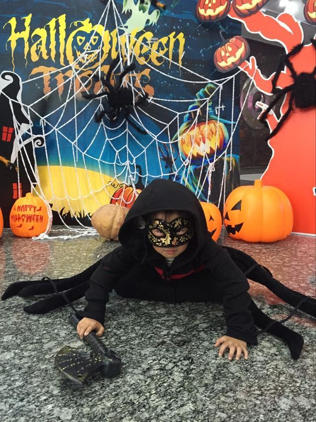 Happy Halloween! 讓孩子們high起來~ - 每日頭條