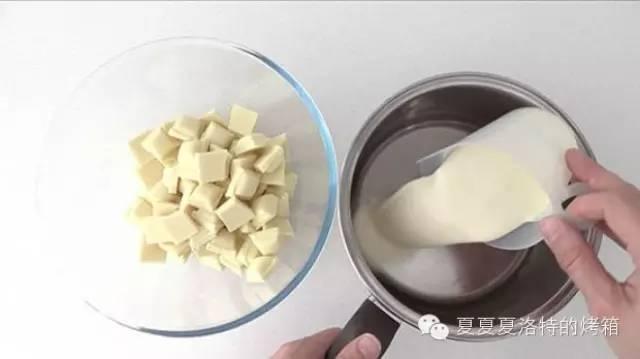 烘焙基礎知識為什麼成功的甘納許在淡奶油和巧克力混合後不會形成油水分離 - 每日頭條
