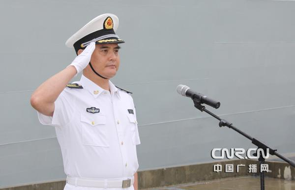 張文旦少將任南部戰區副參謀長,曾任南海艦隊副司令員 - 每日頭條