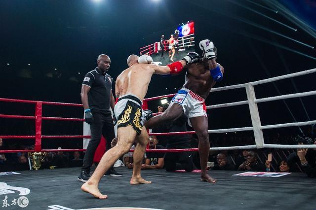法國巴黎。泰拳比賽。場面震撼。真不愧是泰拳 - 每日頭條