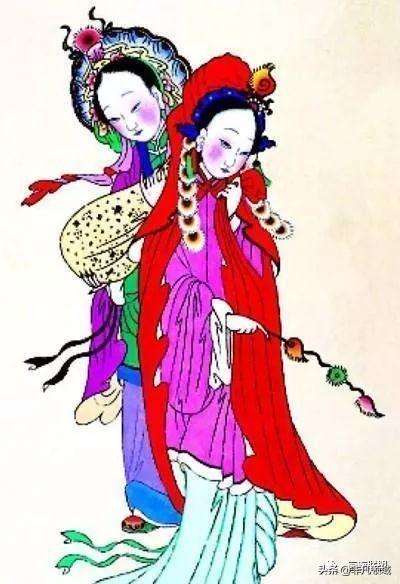 中國傳統年畫 - 每日頭條
