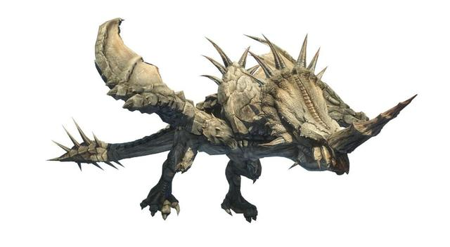 怪物獵人圖鑑Ⅷ——飛龍種(二) - 每日頭條