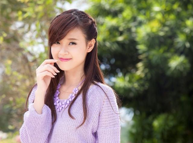備受越南男人喜愛的當紅女星,時尚美女模特midu - 每日頭條