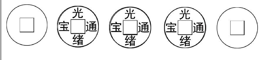 特簡單的《金錢卦》五枚硬幣或銅錢就可卜卦了。(完結) - 每日頭條