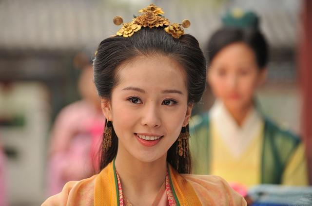 劉詩詩飾演的9個古裝劇角色。最後一部古裝角色讓她爆紅收穫幸福 - 每日頭條